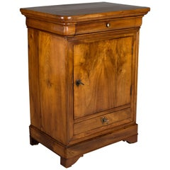 Country French Louis Philippe Style Cabinet