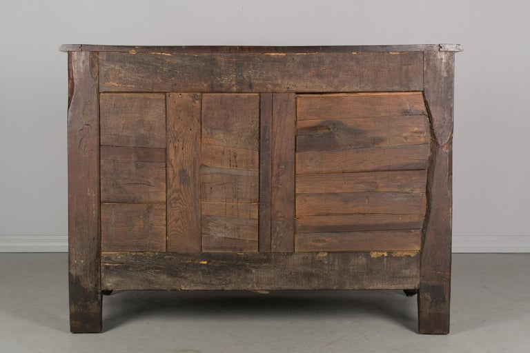 Country French Louis XV Style Buffet or Sideboard For Sale 6