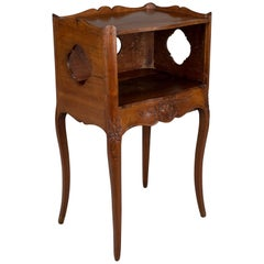 Country French Louis XV Style Side Table