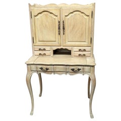 Country French Secretary Desk