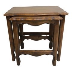 Country French Stacking Tables
