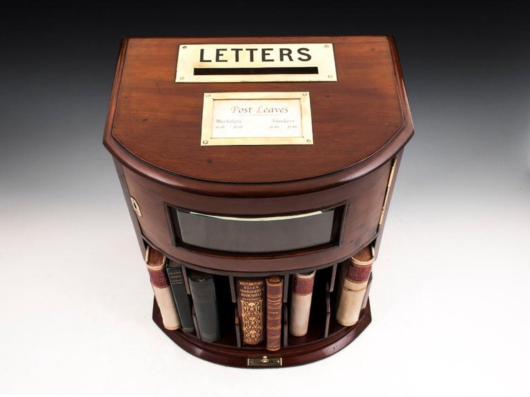 Vickery London Country House Post Letter Box Stationery Book 20th century In Good Condition For Sale In Northampton, United Kingdom