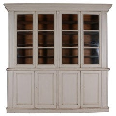 Country House Painted Bookcase or Dresser