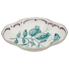 Country Style German Handpainted Porcelain Dish Sofina Boutique Kitzbühel