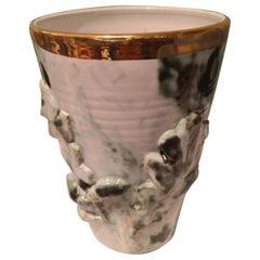 Country Style Vase Handmade Pottery Sofina Boutique Kitzbühel
