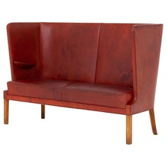 Coupé Sofa by Frits Henningsen