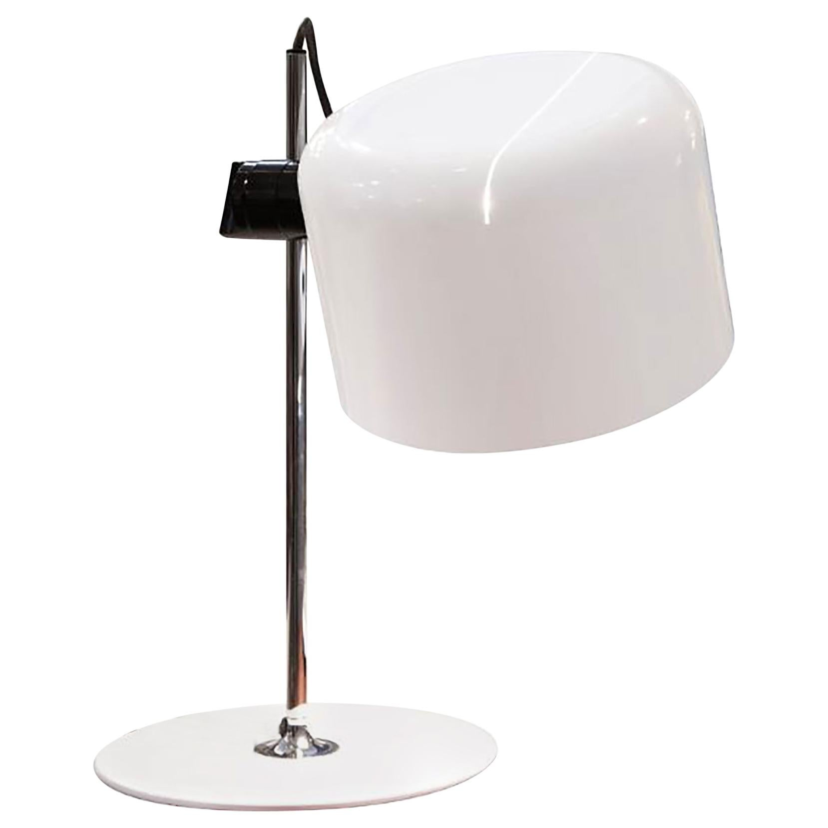 Coupe Table Lamp by Joe Colombo for Oluce
