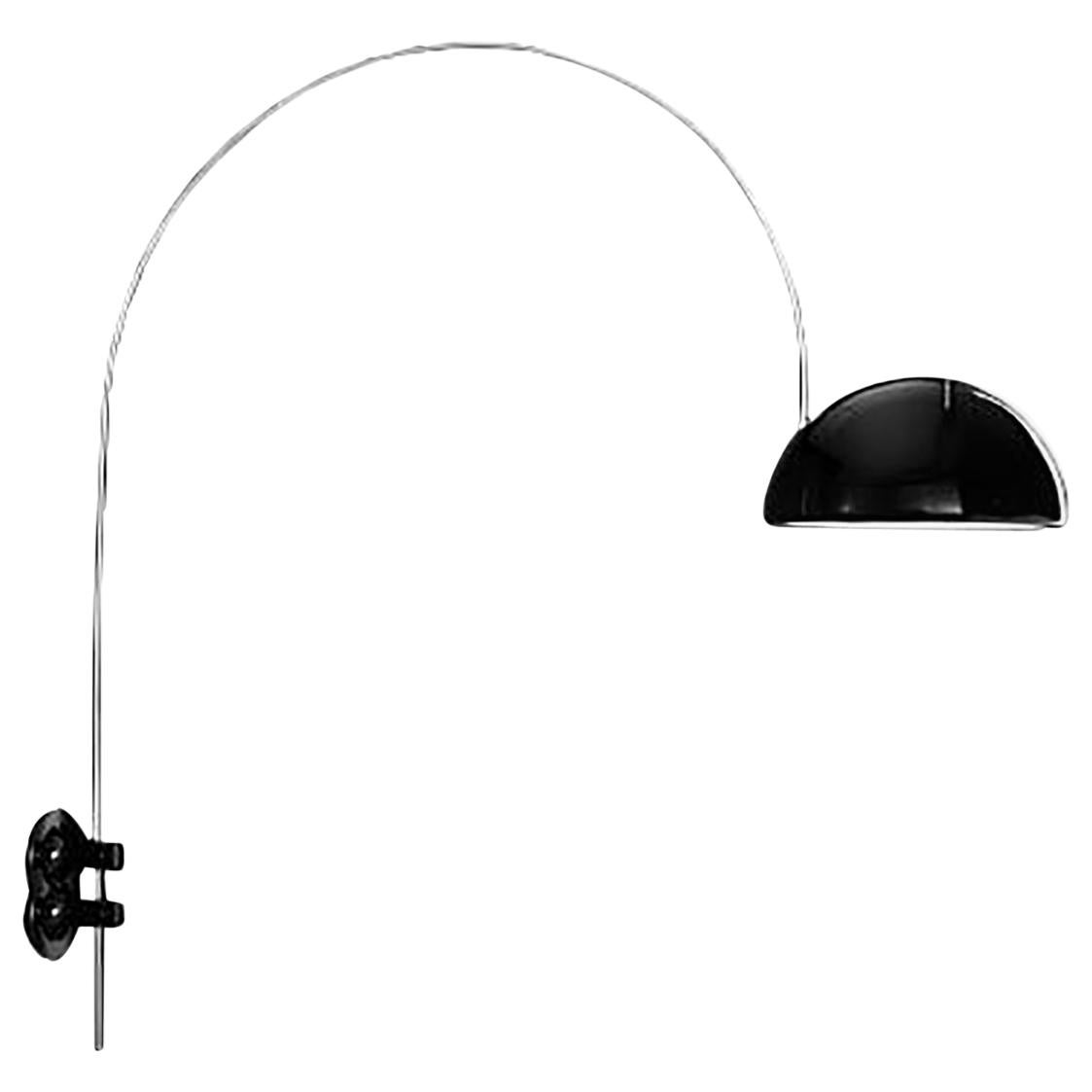 Coupe Wall Lamp '1159 R' by Joe Colombo for Oluce
