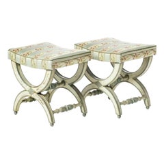 Couple of French Banquettes 19th Century