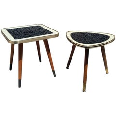 Couple of Small Coffee Tables from Denmark, 1960s