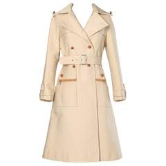 Courrèges Coat 1970 Future Couture
