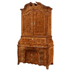 Courtly Writing Cabinet, Michael Kimmel, 18th Century, Germany