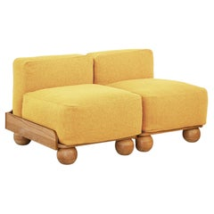 Cove 2.5 Seater Slipper by Fred Rigby Studio