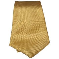 Coveri Vintage yellow tie