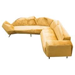 Cozy L-Shape Sofa, DE