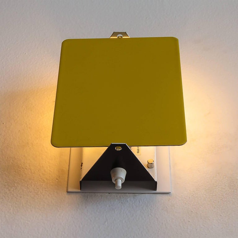 Mid-20th Century CP-1 Wall Lights by Charlotte Perriand, 1960 For Sale