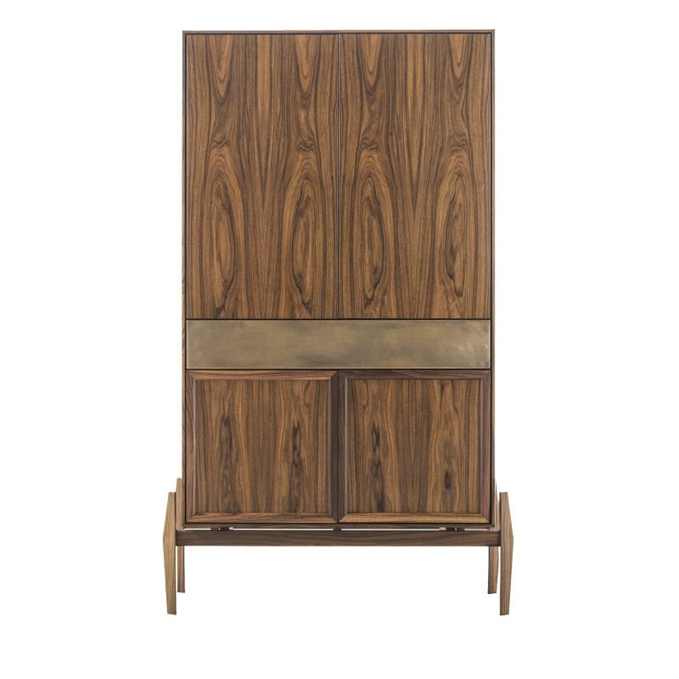 Crab Tall Cabinet For Sale