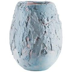 Crackled Small Porcelain Vase
