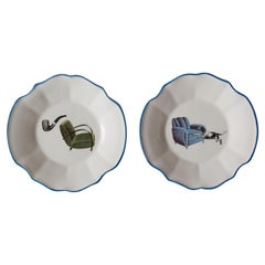 Crafted in Italy Set of Dinner and Dessert Plates
