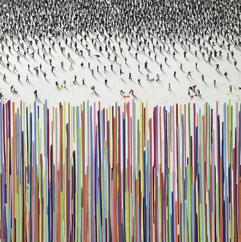 "Populus, ""Perspectrum""  - Painting by Craig Alan"