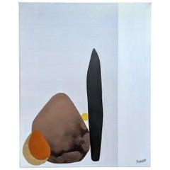 Cairn 1 by Benoit 2B 2020 98 cm x 73 cm