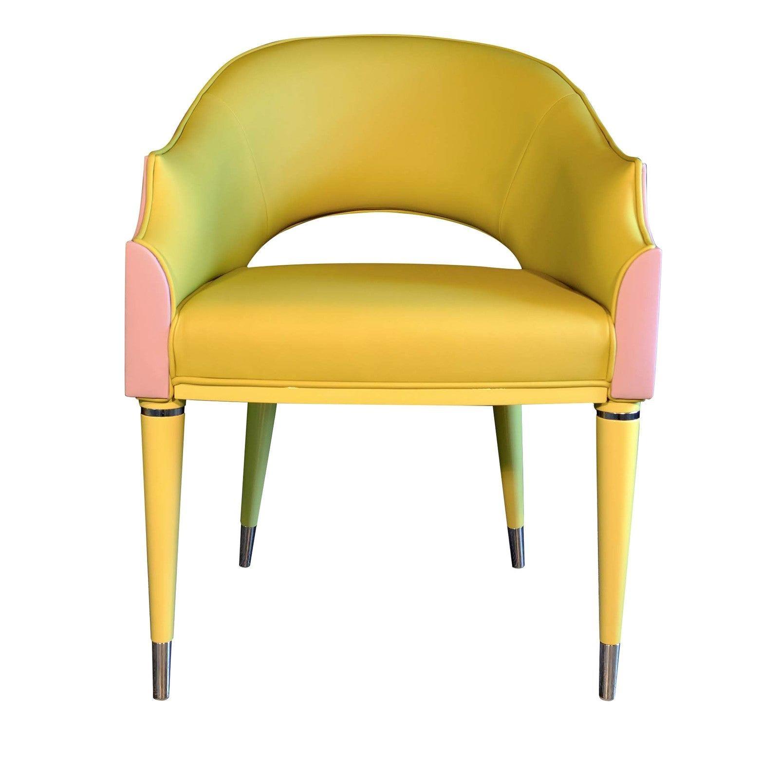 Crast Multi-Color Armchair