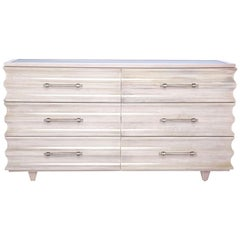 Crawford Dresser in Lacquered Blush by Badgley Mischka Home