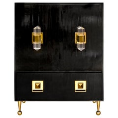 Crawford Lacquer Cabinet