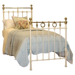 Crea Victorian Single Antique Bed, MS51