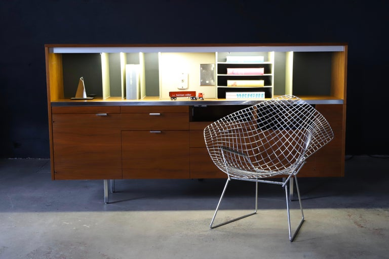 Credenza by George Nelson for Herman Miller For Sale 2