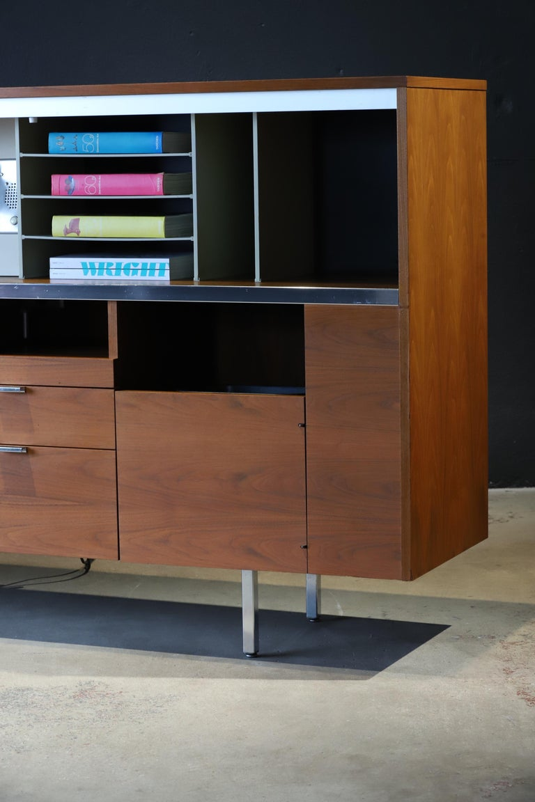 Credenza by George Nelson for Herman Miller For Sale 1