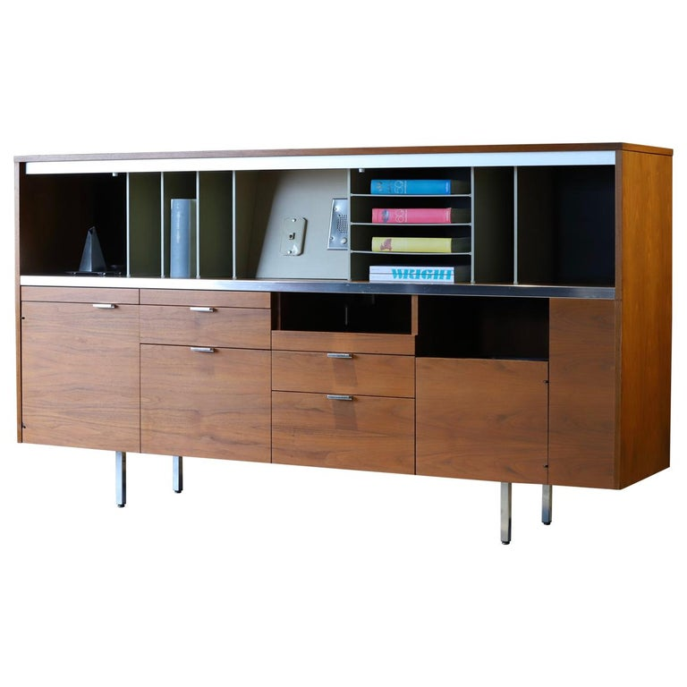 Credenza by George Nelson for Herman Miller For Sale