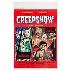 Creepshow 1982 Belgian Film Poster