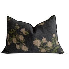 Creme Wabi Sabi Linen Pillow
