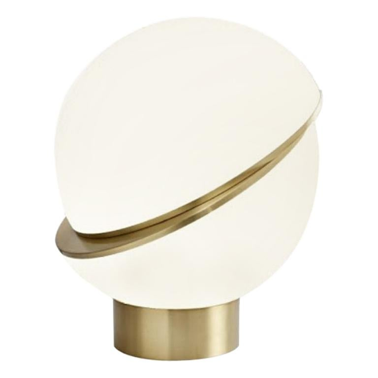 Crescent Table Lamp For Sale