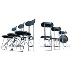 Cricket Chairs Andries van Onck & Kazuma Yamaguchi for Magis, 1983