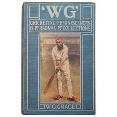Cricketing Reminiscences by W.G. Grace, 1899