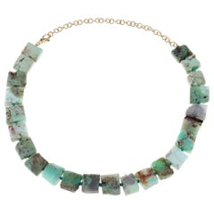 Crisoprasio Necklace