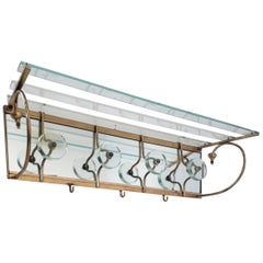 Cristal Art Coat Rack