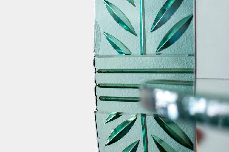 Cristal Art Mirror For Sale 2