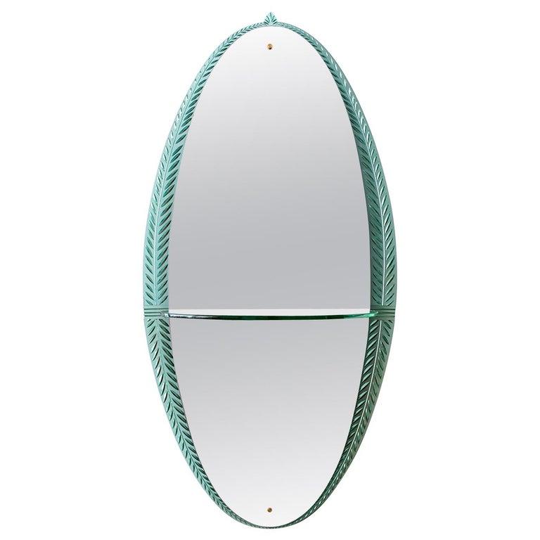 Cristal Art Mirror For Sale