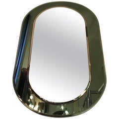 Cristal Arte Mirror Glass Wood, 1955, Italy