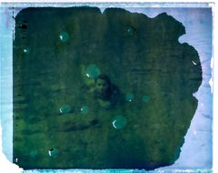 Bubbles  - Contemporary, Polaroid, Photograph, Childhood. 21st Century, abstract