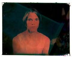 Erik at Fifteen - Contemporary, Polaroid, Childhood