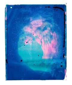 Ground Water II  - Contemporary, Polaroid, Photograph, Childhood, abstract
