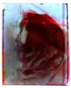 In the witch's cave - Contemporary, Polaroid, Photograph, Childhood, abstract