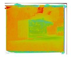 Open your eyes - Contemporary, Polaroid, Photograph, abstract