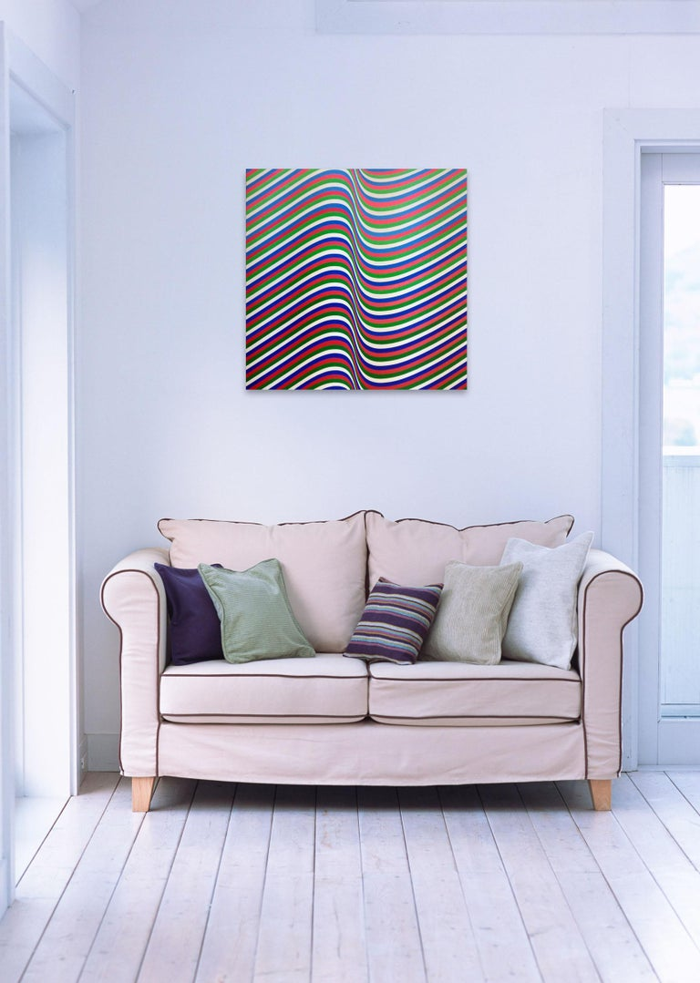 RGB - Painting by Cristina Ghetti