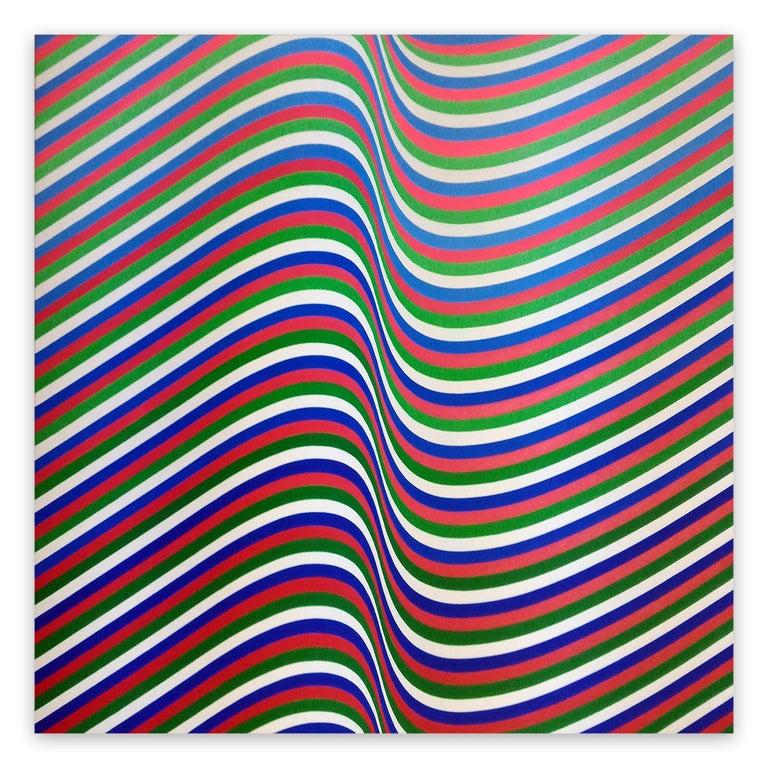 Cristina Ghetti Abstract Painting - RGB