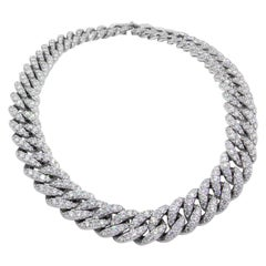 Crivelli Diamond Necklace 44.37 Carat